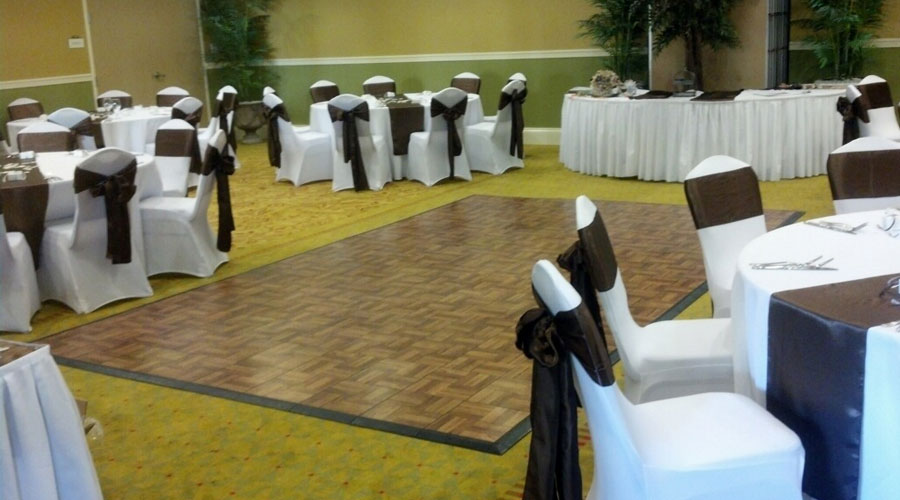 Orlando Wedding Dance Floor Rental