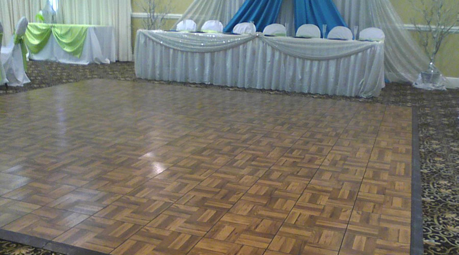Orlando Party Dance Floor Rental
