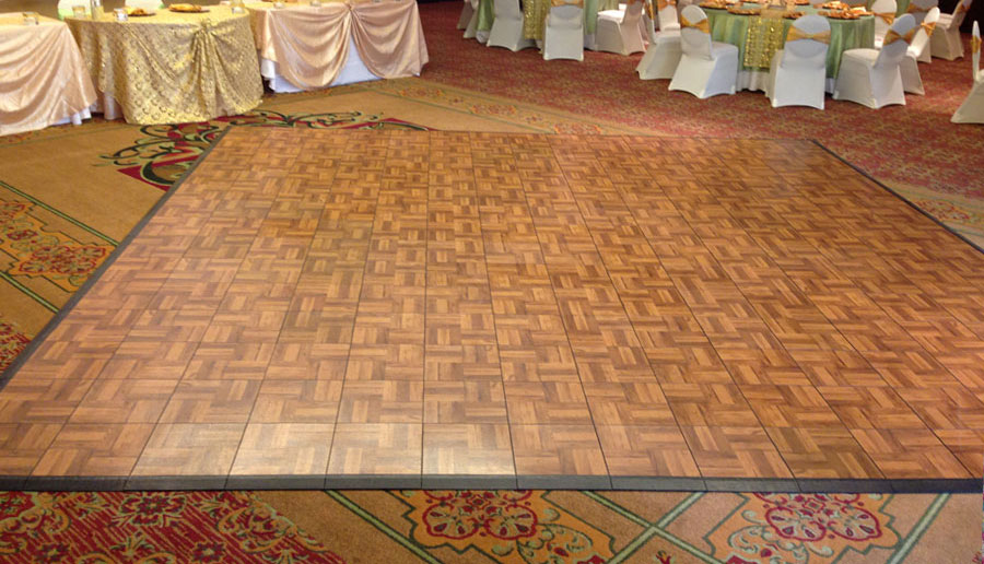 Orlando Dance Floor Rental - Our Dance Floor for Rent